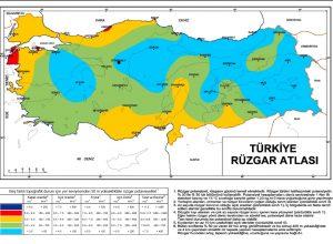 Türkiye'deki Rüzgâr Santralleri