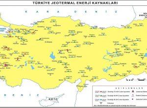 Türkiye de Jeotermal Enerji Kaynakları