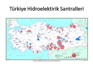 Dünyadaki Hidroelektrik Santralleri