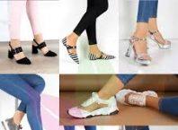 Bayan Ayakkabı Tarzları